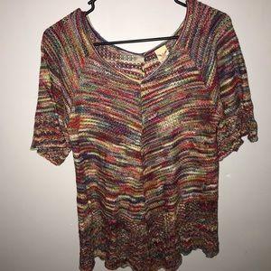 M- Women's Fall Shirt